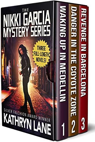 The Nikki Garcia Mystery Series by Kathryn Lane ebook deal