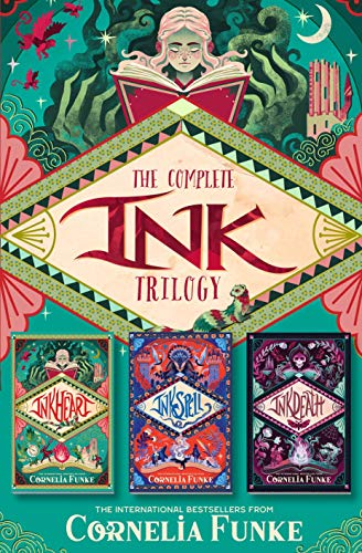 The Complete Ink Trilogy (Inkheart, Inkspell, Inkdeath) (English Edition)