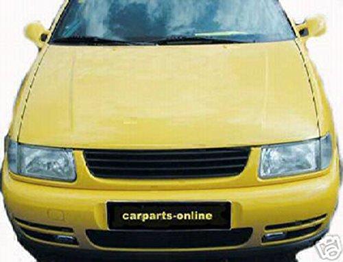 Carparts-Online 11095 Grill Kühlergrill ohne Emblem