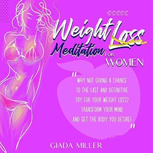 Couverture de Weight Loss Meditation For Women