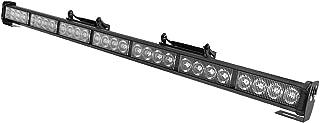 28 LED de aviso de emergência Strobe Light Bar Barra de luz direcional flash strobe