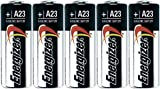 Energizer A23 12v Alkaline Batteries (Pack of 5)