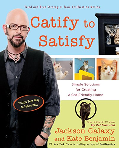 Catify to Satisfy: Simple Solutions for Creating a Cat-Friendly Home (English Edition)
