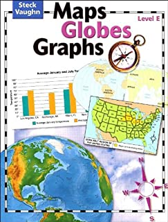 maps globes and graphs level e