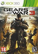 Gears of War 3 xbox 360 PAL version