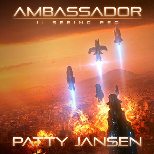 Ambassador 1: Seeing Red audiobook cover art