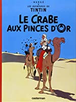 Le Crabe Aux Pinces D'or (Les Aventures De Tintin)