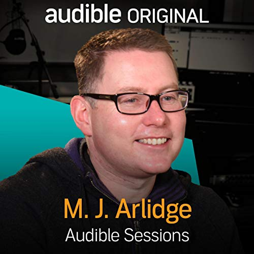 M. J. Arlidge audiobook cover art
