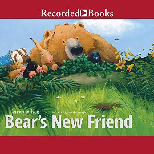 Bear's New Friend Audiobook By Karma Wilson cover art
