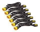 APC AP8702S-NA Standard Power Cable, Black