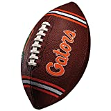 Franklin Sports Florida Gators Kids NCAA Youth Football - Official College Team Football with Team Logos - Junior Size Football