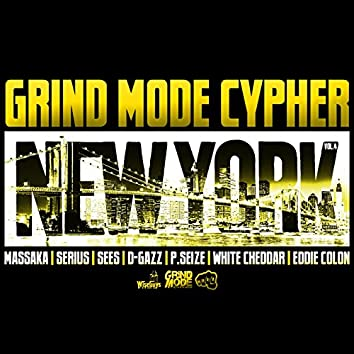 New York, Vol. 4 (feat. Serius, SeeS, D-Gazz, P.Seize, White Cheddar & Eddie Colon)