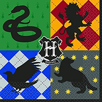 Amscan 511890 Harry Potter Luncheon Paper Napkins 8ct