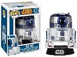 Funko Pop!- Pop Star Wars: R2-D2 Bobble, Multicolor (3269)