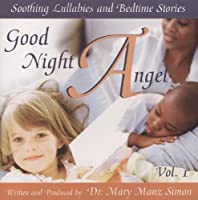 Good Night Angel 1 by Manz Mary Simon