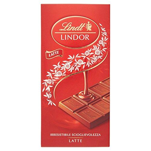 Lindor Tavoletta Latte Gr.100 - [confezione da 10]