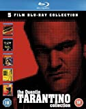 Quentin Tarantino Boxset - Reservoir Dogs / Pulp Fiction / Jackie Brown Kill Bill 1 / Kill Bill 2