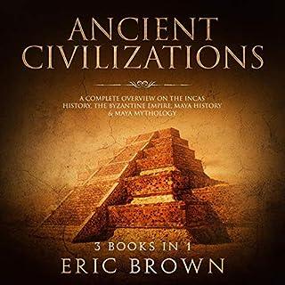 Ancient Civilizations audiobook cover art