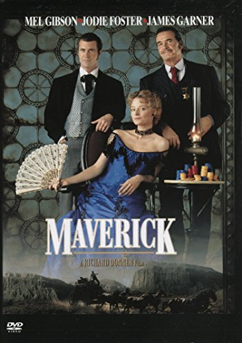 Maverick [1994] [DVD] by Mel Gibson