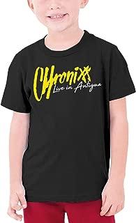 Children's Chronixx Casual Round Neck Tee T-Shirt
