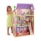 KidKraft- Kayla Casa de muñecas de madera con muebles y accesorios...