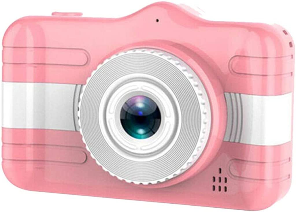 Free Shipping Cheap Bargain Gift Kids Camera Digital Gifts Double 70% OFF Outlet lens pixels 3.5 800W inch sc HD