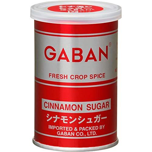 GABAN(ギャバン)120g シナモンシュガー <缶>