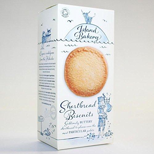 Island Bakery Organics | Shortbread Biscuits | 12 x 150G