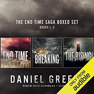 Page de couverture de The End Time Saga Boxed Set, Books 1-3