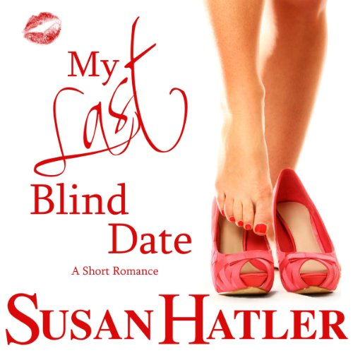My Last Blind Date audiobook cover art