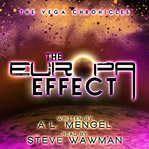 The Europa Effect  audiobook cover art