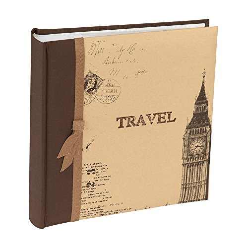 "Kenro London Traveller Slip In Photo Album holds 200 6x4"" (HOL102)"