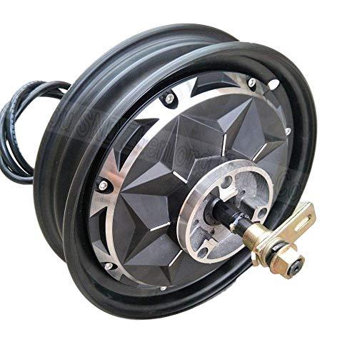 Motor eléctrico sin escobillas GZFTM para bicicleta de CC, motor eléctrico potente...