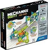 Geomag Mechanics, Gravity 67 Piezas, construcción magnética, Juegos educativos, Juguete para niños a Partir de 8 años, GMV00