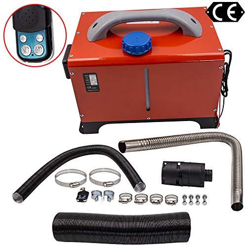 maXpeedingrods Standheizung Luftheizung Thermostat 5KW-8KW mit Fernbedienung Für LKW Wohnmobil