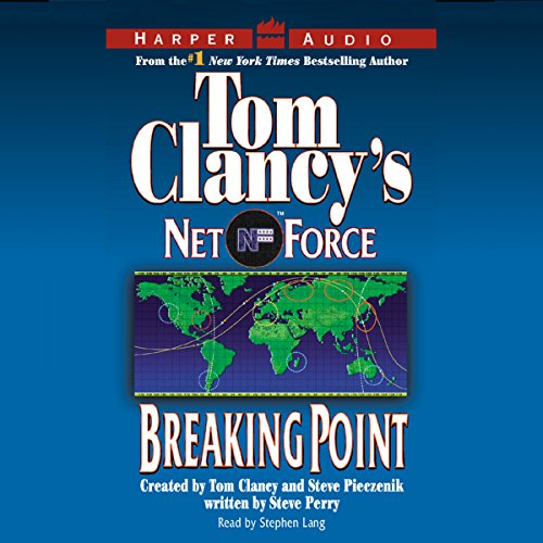Tom Clancy's Net Force #4: Breaking Point cover art