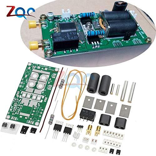 70W SSB lineal HF Amplificador de potencia para FT-817 KX3 Ham Radio 13.8V Fuente de alimentación Kits de bricolaje