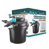 All Pond Solutions PFC-8000 koï Filtre de Bassin sous Pression avec stérilisateur UV