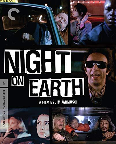 Criterion Collection: Night On Earth [Edizione: Stati Uniti] [Italia] [Blu-ray]
