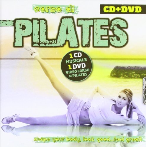 corso di pilates cd+dvd