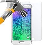 moodie Samsung Galaxy Alpha Panzerglas - Premium Panzerglasfolie - 9H Glasfolie für Samsung Galaxy Alpha