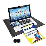 EMF Laptop Radiation Protection Shield - 16' Multi-Layer Shielding Anti Radiation Pad & EMF Blocker, Radiation Shielding for Laptop iPad MacBook Mobiles Phones , EMF Free to Protect Your Loved Ones