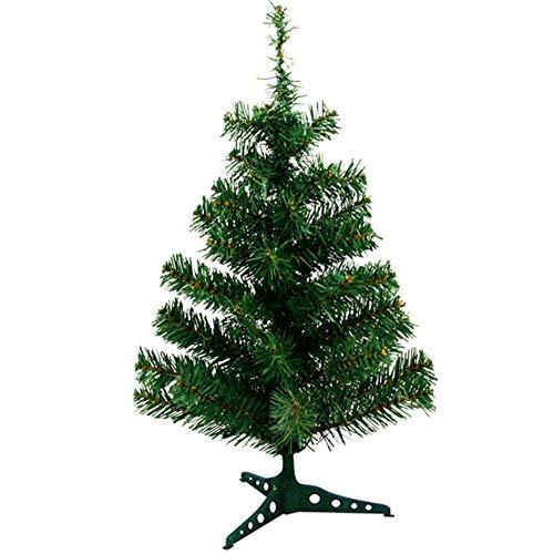 kangOnline Künstlicher Weihnachtsbaum, künstlicher Weihnachtsbaum, Tanne, elegant, für Zuhause, Party, Schreibtisch, Tischdekoration