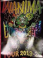 最後の1枚 WANIMA COMINATCHA TOUR 2019-2020 ツアー ポスター