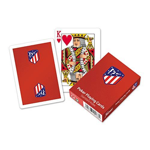 Fournier Baraja de Poker Oficial del Atletico de Madrid, Colchonero