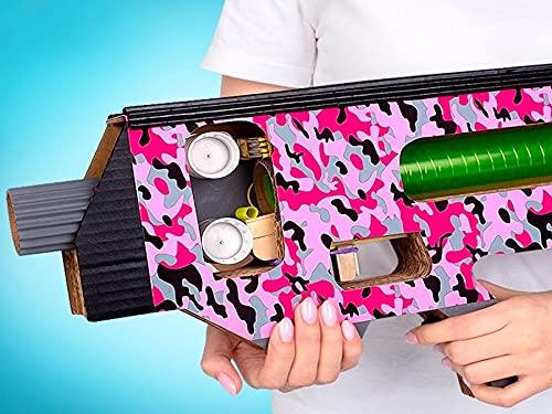 Baue den coolsten Blaster mit einem unglaublichen Design