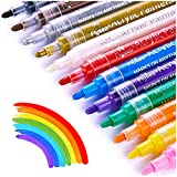 Paint Pens for Rock Painting, Wood, Fabric, Glass, Ceramic, Canvas....