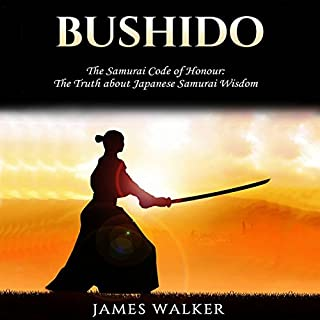 Bushido: The Samurai Code of Honor audiobook cover art