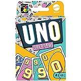 Mattel Games GXV50 - UNO Iconic Series 1990, Kartenspiel für Spieler ab 7Jahren