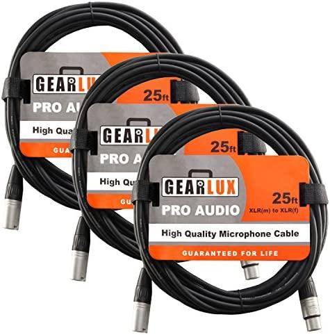 Cable de microfono